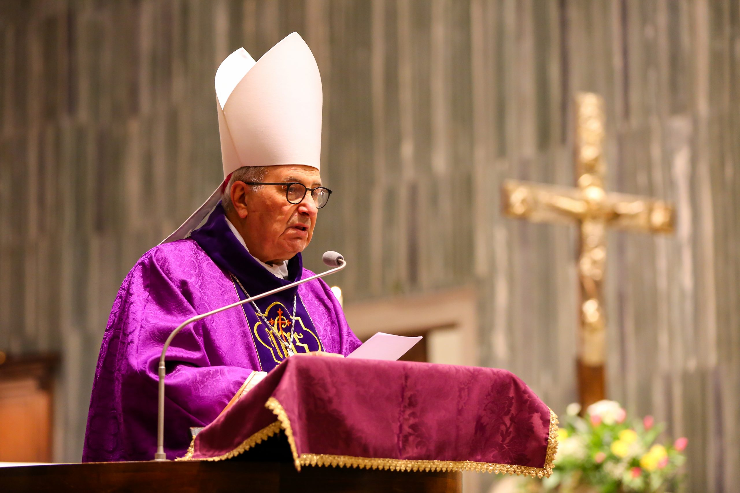 XX anniversario dell'Ordinazione episcopale dell'Arcivescovo | Messaggio alla Diocesi