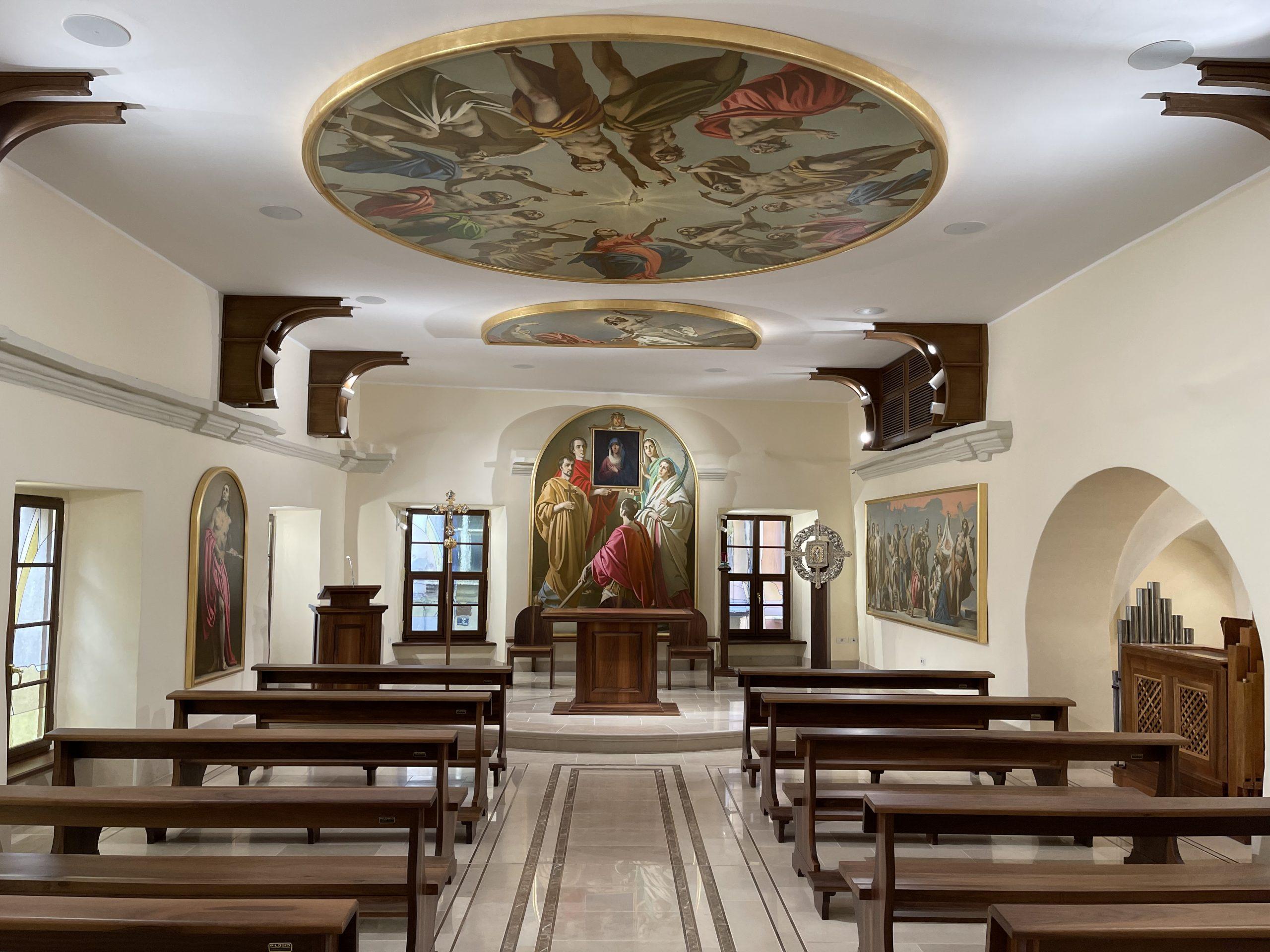 Cappella Madre della Riconciliazione – Presentazione