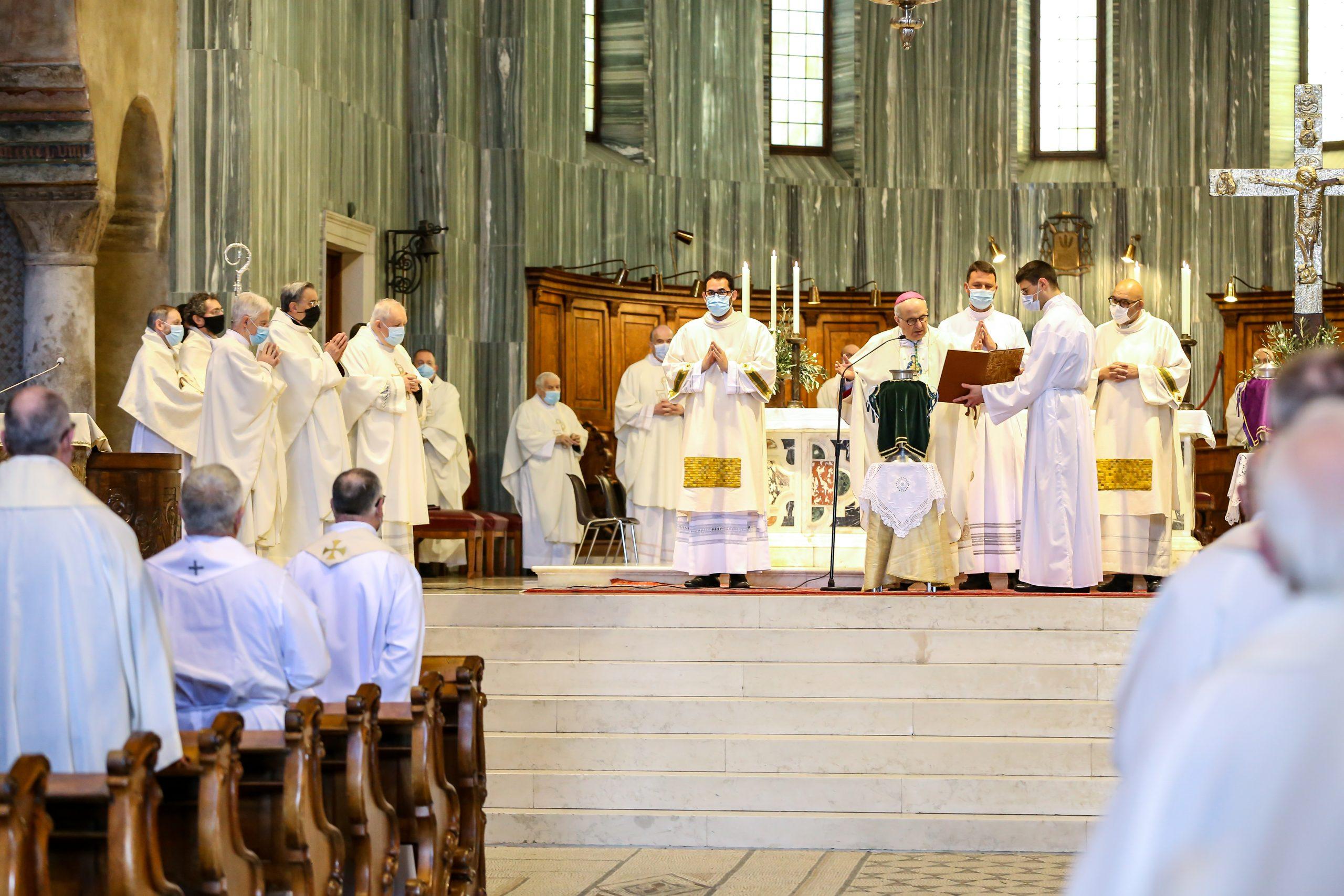 Giovedì santo   Santa Messa Crismale