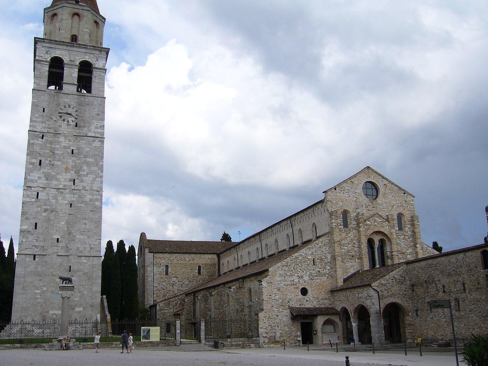 Aquileia_basilica