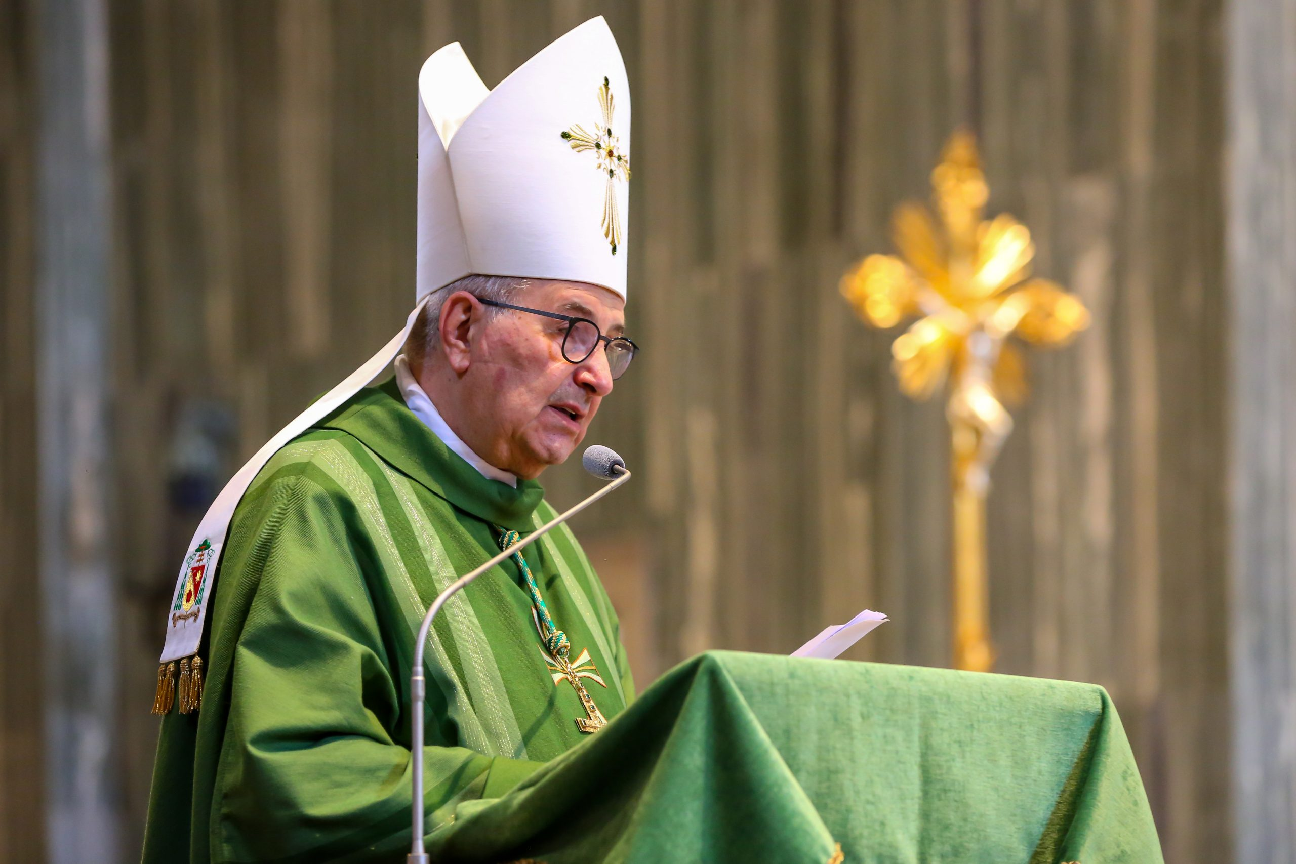 L'Arcivescovo celebra il suo 50° anniversario