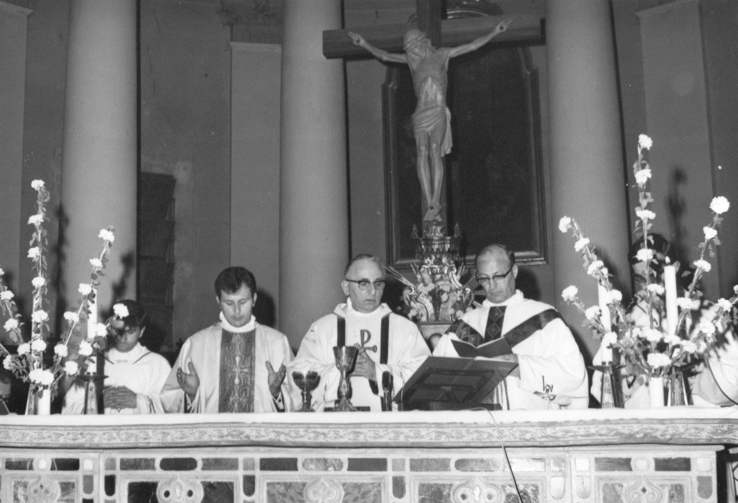 Mons. Crepaldi | 50° anniversario di ordinazione sacerdotale