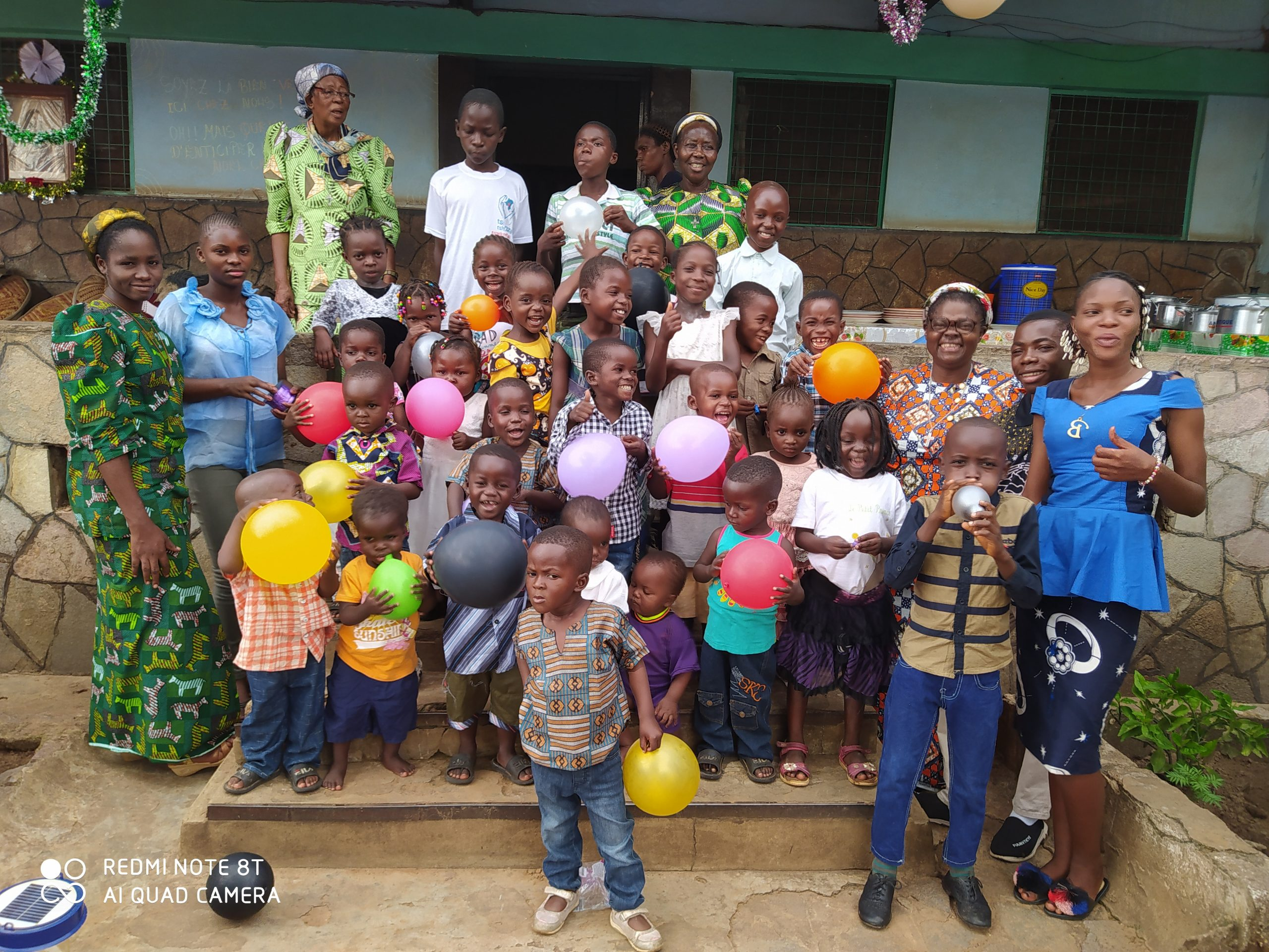 Ringraziamento per la raccolta fonti pro RDC